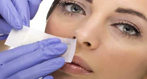 plasticity of lips: planimetric, surgical indications, contraindications to plasticity